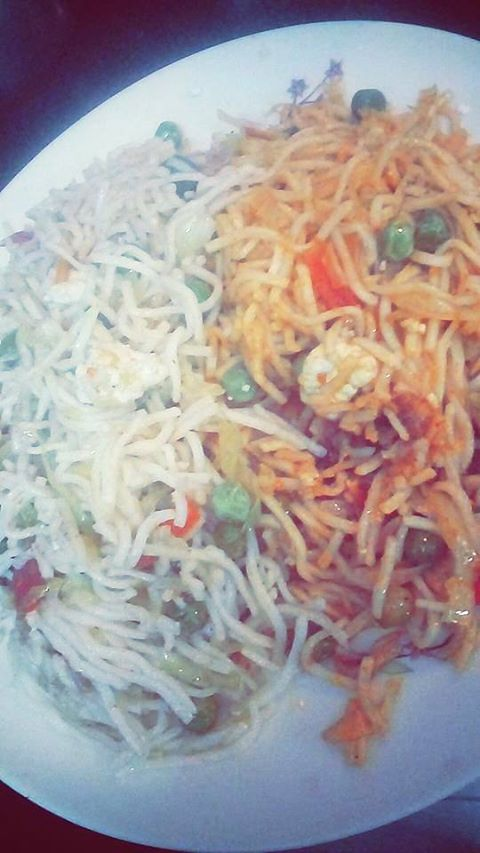 Recipe by Follower – Vegetable Noodles