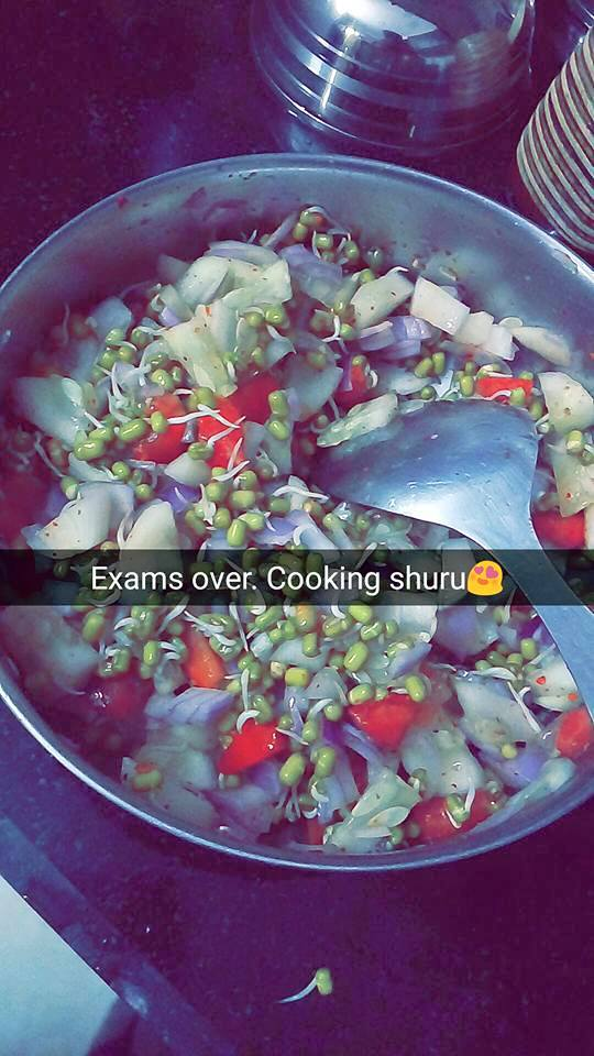 Recipe by Follower – Sprout's Salad