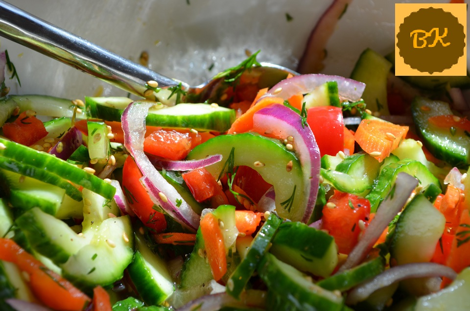 Thai Vegetable Salad