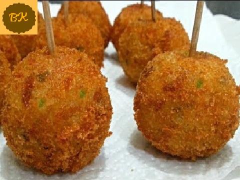 Potato Lolipops
